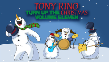Turn up the Christmas (volume eleven)